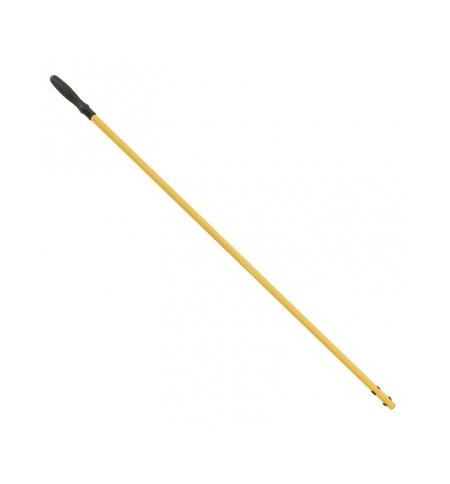 фото: Ручка швабры Rubbermaid Hygen 147см быстросборная, алюминиевая, FGQ75000YL00