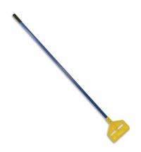 Швабра Rubbermaid Invader 152.4см с держателем для веревочной насадки МОП, серая, FGH14600GY00