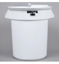 Контейнер-бак Rubbermaid Brute 75.7л белый, FG262000WHT