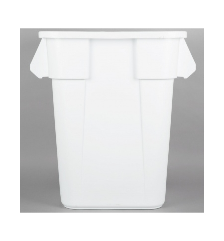 фото: Контейнер-бак Rubbermaid Brute 151.4л серый, FG353600GRAY