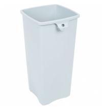 Контейнер для мусора Rubbermaid Untouchable 87л синий, со знаком переработки, FG356973BLUE