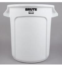 Контейнер-бак Rubbermaid Brute 37.9л белый, FG261000WHT