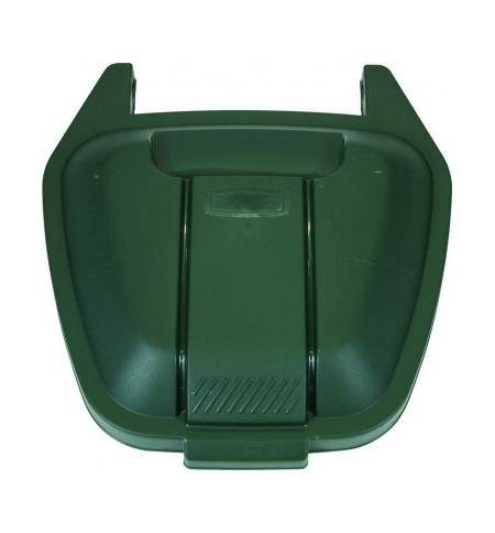 фото: Крышка для контейнера Rubbermaid 100л желтая, R002219