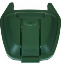 Крышка для контейнера Rubbermaid 100л черная, R039245