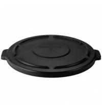 Крышка для контейнера Rubbermaid Brute 75.7л черная, FG261960BLA