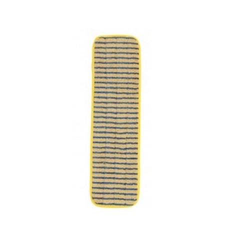 фото: Насадка для швабры моп Rubbermaid Hygen 40х14см скребок, микрофибра/полиэстер, R034556
