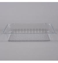 Дуршлаг для контейнера для продуктов Rubbermaid ProSave 32л/47л/63л/81л прозрачный, FG330300CLR
