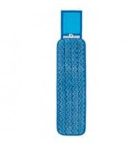 Насадка для швабры моп Rubbermaid Hygen 40х14см скребок, микрофибра/полиэстер, R050646