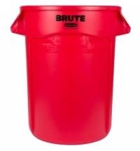 Контейнер-бак Rubbermaid Brute 121.1л красный, FG263200RED