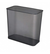 Корзина для бумаг Rubbermaid Concept 28.4л черная, FGWMB30RBK