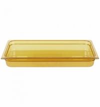 фото: Поддон для горячих продуктов Rubbermaid GN1/1 8.5л, янтарный, 2020973
