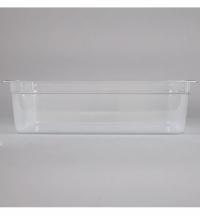 Поддон для холодных продуктов Rubbermaid GN1/1 19.5л, прозрачный, 2020980