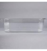 фото: Поддон для холодных продуктов Rubbermaid GN1/3 3.8л, прозрачный, 2020796