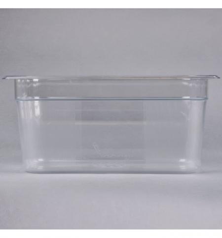 фото: Поддон для холодных продуктов Rubbermaid GN1/3 5.1л, прозрачный, 2020971
