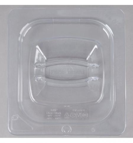 фото: Крышка для контейнера Rubbermaid GN 1/6 с отверстием, 2020974