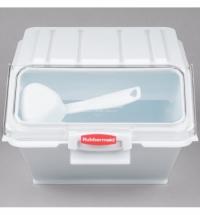 Контейнер для продуктов Rubbermaid 10л, с ковшом