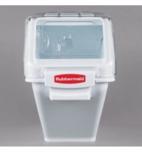 Контейнер для продуктов Rubbermaid 59.7х29.3х42.7см, 24л, с ковшом