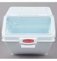 Контейнер для продуктов Rubbermaid 59.7х29.3х42.7см, 47мл, с ковшом