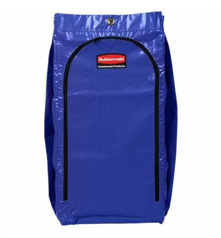 фото: Мешок для уборочных тележек Rubbermaid 129л, синий, 1966883