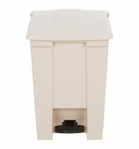 Контейнер для мусора с педалью Rubbermaid Step-on Can 45.4л, бежевый, FG614400BEIG