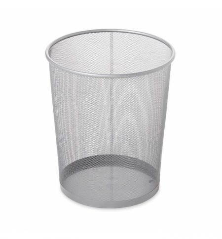 фото: Корзина для мусора Rubbermaid Concept 18.9л, сетчатая, FGWMB20SLV