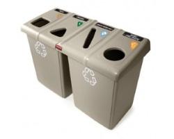 Контейнеры для раздельного сбора мусора Rubbermaid
